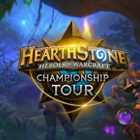 Hearthstone Championship Tour 2018 Sambangi Tiga Region Besar Dunia