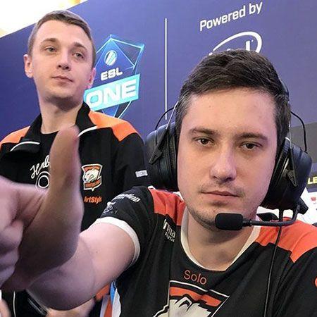 Dulu Dilabeli '322', Kini Alexei 'Solo' Bertitel MVP ESL One Hamburg