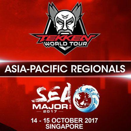 [TEKKEN World Tour] Qudans Juara di SEAM 2017, Wakili Region Asia-Pasifik