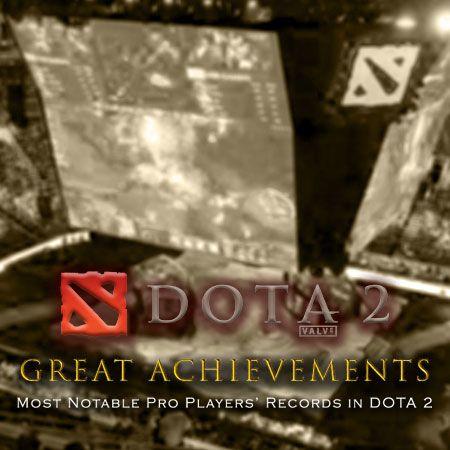 Pencapaian Rekor Pemain dalam Kancah Profesional DOTA 2