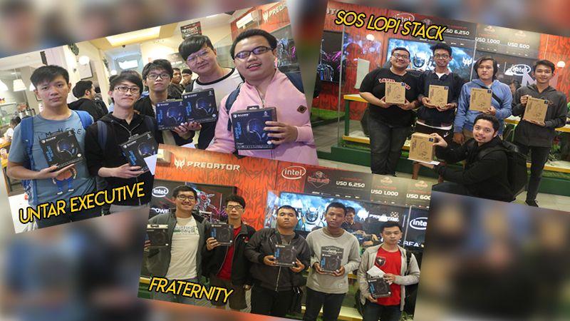Employee Barracx Cup, Kancah Pemain Amatir Layaknya Gamer Pro