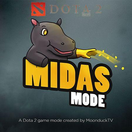 Turnamen DOTA 2 Berkonsep Unik, 'Midas Mode' Debut Bulan November