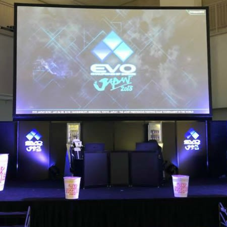Rilis Jadwal, Saatnya Streaming EVO Japan!