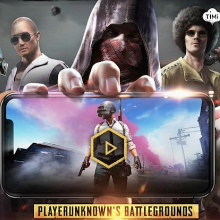 Tencent Pamer Dua PUBG Mobile, Plus Live Action Trailer
