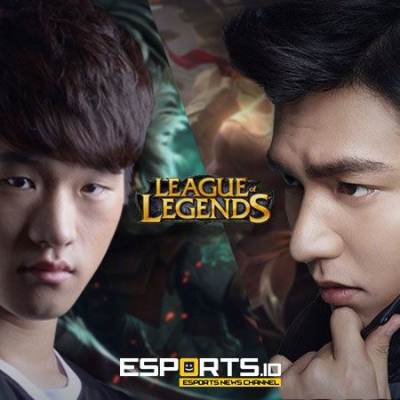 Wajah-wajah Oppa Penghias Panggung eSports League of Legends