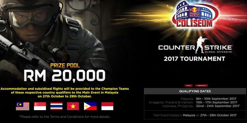 DDS Esports Wakili CS:GO Indonesia di Red Bull Coliseum