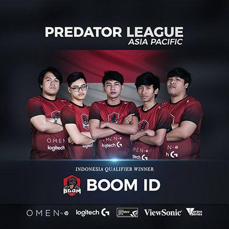Wakili Indonesia, Siapa Penantang Serius BOOM.ID di APAC Predator League?
