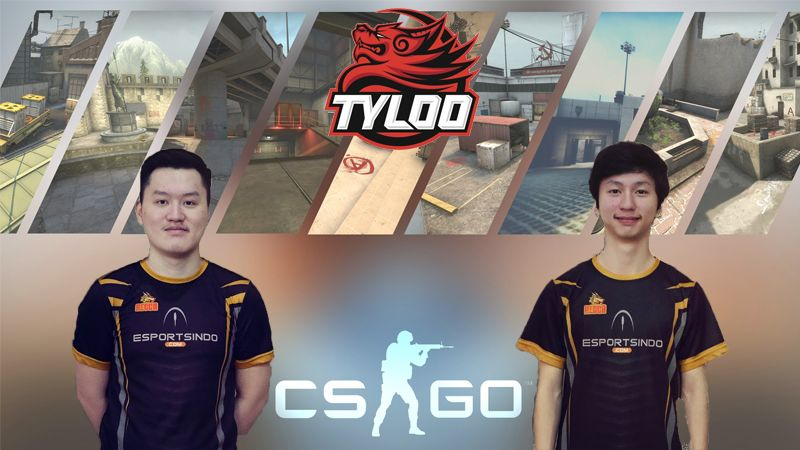 Diperkuat Dua Pemain Indonesia, TyLoo Berlaga di SL i-League S4 Asia