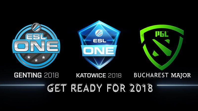 Rekap Turnamen PGL Bucharest, ESL Katowice, dan ESL One Genting