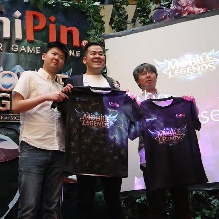 Assemble of the Legends, Pererat Kerjasama UniPin dan Moonton