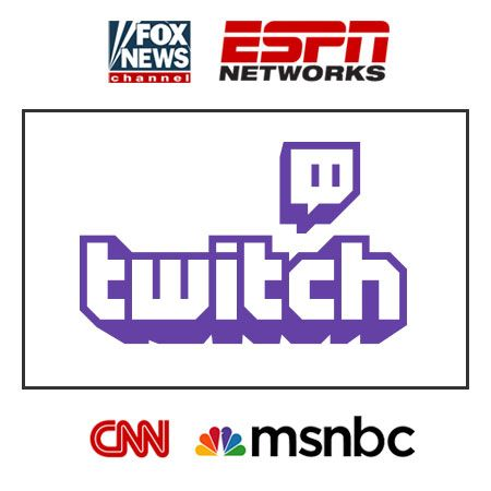Penonton Streaming eSports Lampaui Kanal TV CNN
