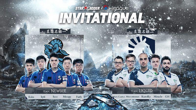 [SL i-League S4] Team Liquid dan Newbee Jadi Penghalang Tim Muka Baru