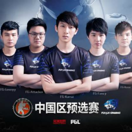 Flash Gaming Gantikan Posisi TyLoo di ELeague Boston Major