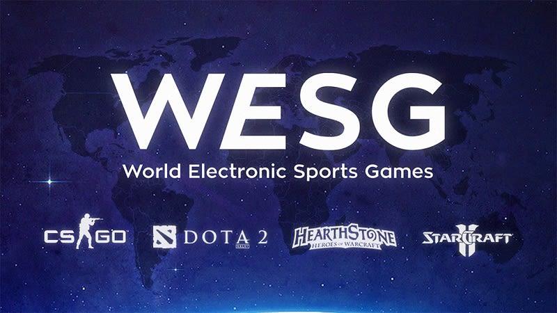WESG APAC 2017 : DOTA & CS:GO Lolos World Finals, HearthStone Tuai Hasil Gemilang