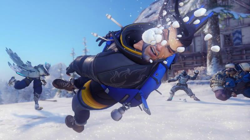 Ragam Item dan Skin Spesial Akhir Tahun dari Overwatch Winter Wonderland