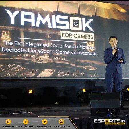 [YAMISOK] Berperan Aktif dan Bangun Sinergi Penggerak eSports di Indonesia
