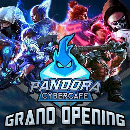 Pembukaan Pandora CyberCafe Makassar Dimeriahkan Turnamen eSports