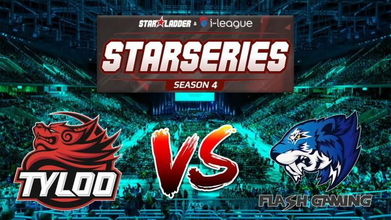 TyLoo dan MVP PK Menuju Babak Utama SLi StarSeries S4
