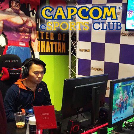 Capcom eSports Club, Basecamp Player Pro di Jepang