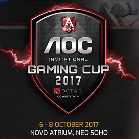 Barol Gaming Ukir Prestasi di AOC Invitational Gaming Cup