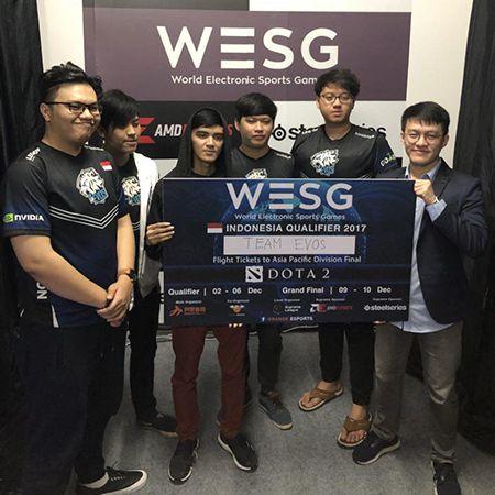 EVOS Esports (DOTA 2) dan Bourbond (StarCraft II) Melaju ke WESG APAC Finals