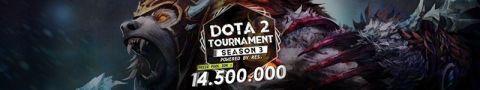Meepo Rookie Tournament Season 3 Dota 2
