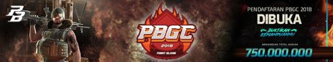 Point Blank Garena Championship (PBGC) 2018