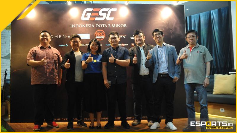 GESC & Sponsor