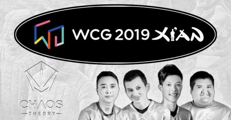Esports ID   Dua Turnamen Clash Royale di WCG 2019, Ridel