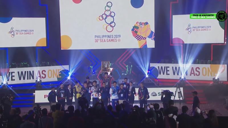 Pagelaran SEA Games 2019 lalu yang dilaksanakan di Filipina