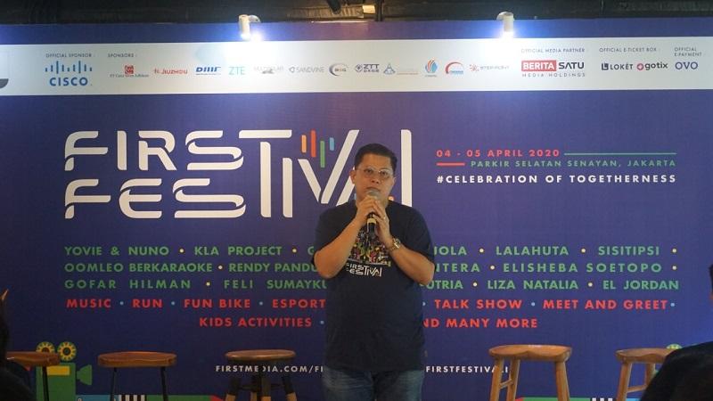 Hasil gambar untuk first festival 2020