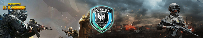 Asia Pacific Predator League 2020