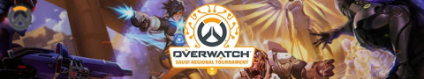 Overwatch Saudi Regional Tournament