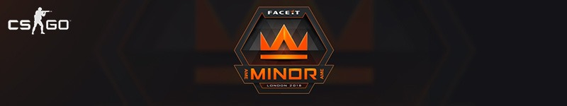 Americas Minor - FACEIT Major 2018