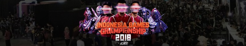 Indonesia Games Championship (IGC) 2018
