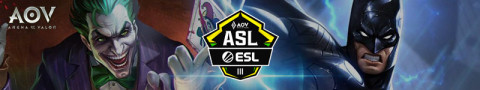 AOV Star League Season 3 by ESL Indonesia