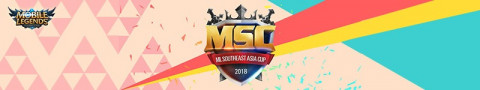 Mobile Legends Southeast Asia Cup (MSC) 2018