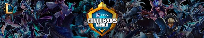 Globe Conquerors Manila 2018