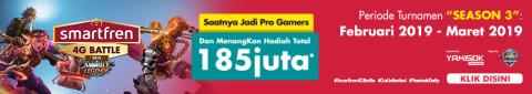 Smartfren 4G Battle 2019 - Season 3