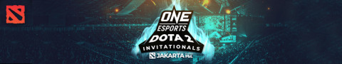 ONE Esports DOTA 2 Invitationals Jakarta