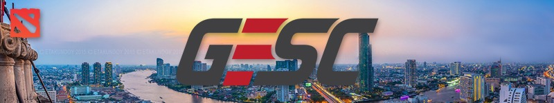 GESC: Thailand Dota2 Minor - Regional Qualifiers