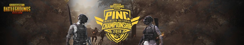 PUBG Mobile Indonesia National Championship 2018