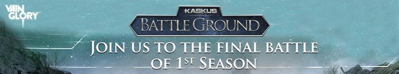 Kaskus Battleground 2018 Season 1: Vainglory