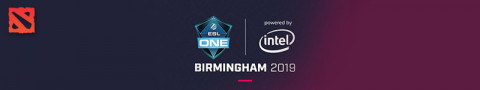 ESL One Birmingham 2019