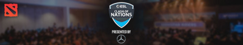 ESL Clash of Nation Bangkok 2019